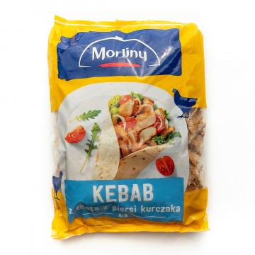 mięso na kebab, drobiowe