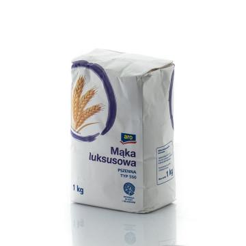 Mąka Luksusowa 1kg TYP 550 ARO M