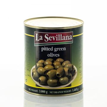 Oliwki zielone dryl. 3000g LA SEVILLANA/KIER