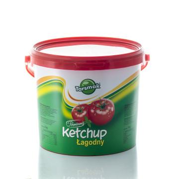 Ketchup łagodny PREMIUM 5kg TARSMAK
