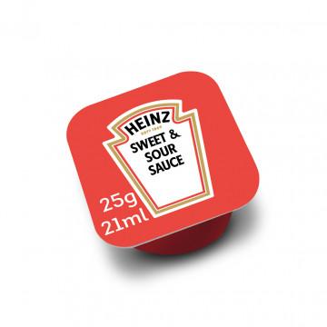 Dip słodko kwaśny 100x25g HEINZ