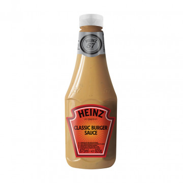 Classic burger sauce 876ml HEINZ