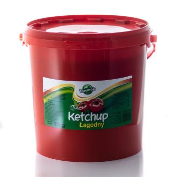 Ketchup łagodny premium 10kg Tarsmak