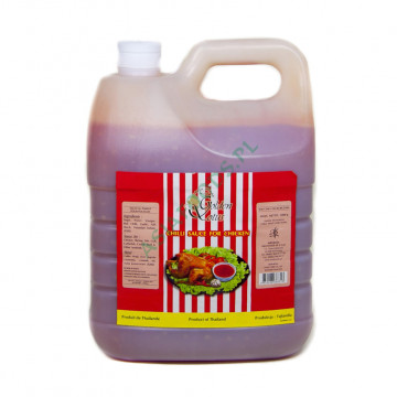 Sos słodko pikantny 4,5 l. GOLDEN LOTUS